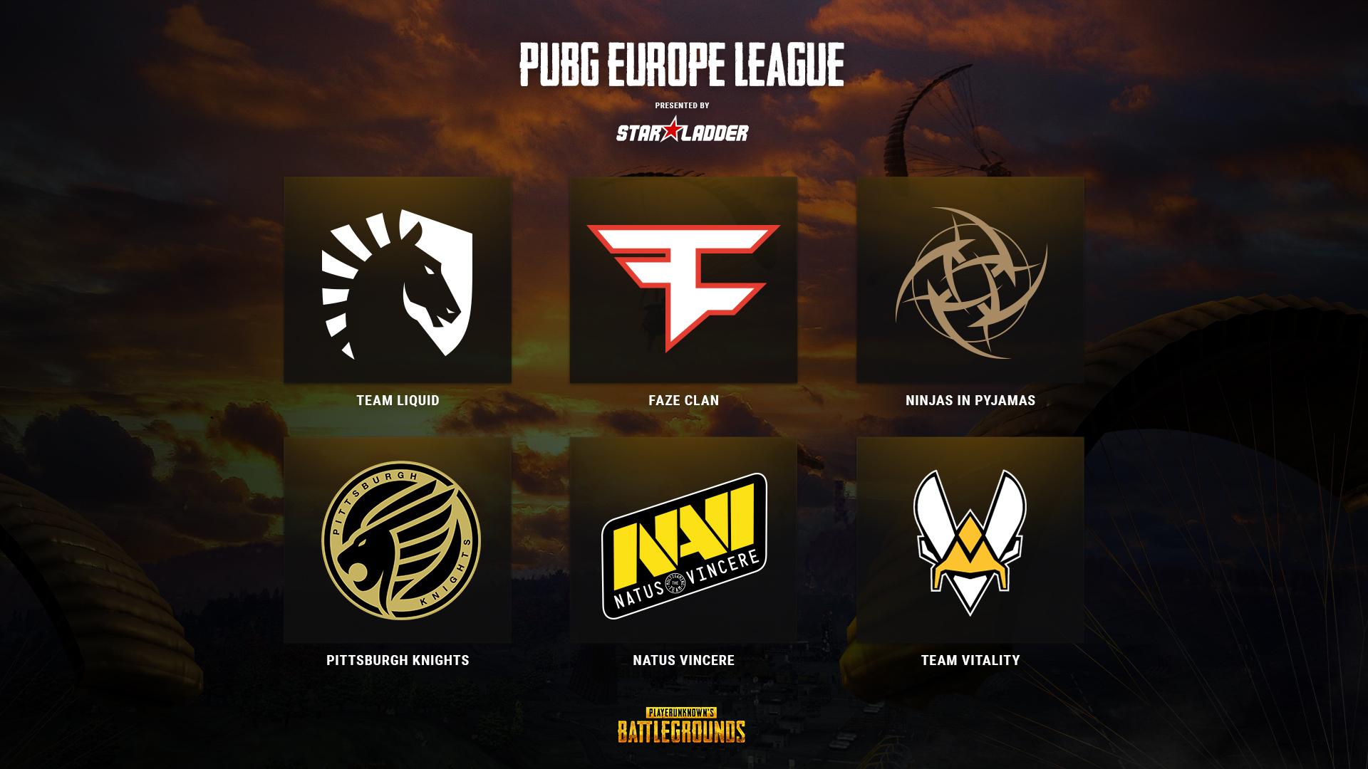 NiP gavo pakvietimą į PUBG Europos Lygą - e-Sports lt